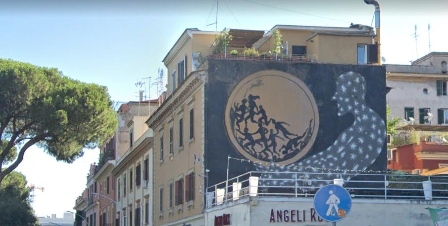 opera onirica sam3 Roma Ostiense